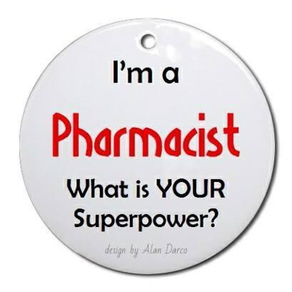 Soy farmacéutico, ¿cuál es tu superpoder?
