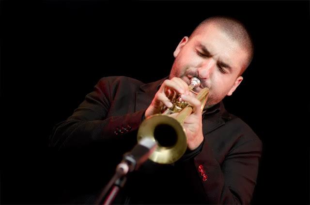 Ibrahim Maalouf - Festival de Jazz de Vitoria - Polideportivo de Mendizorrotza (Vitoria) - 17/7/2013