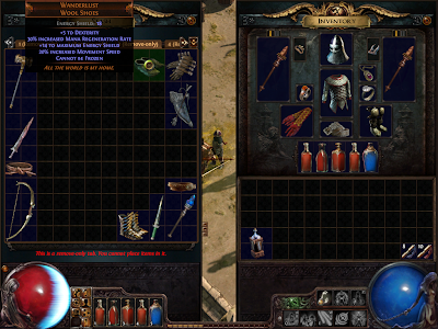 Path of Exile - Unique Item