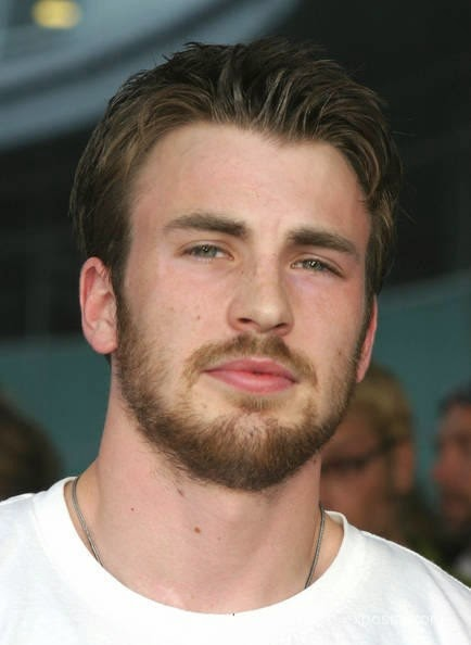 ACtor Chris Evans Yough Images