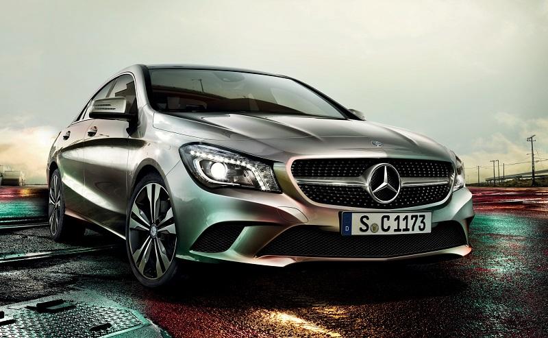 Autos modernos divemotor presenta el juvenil y deportivo for Mercedes benz deportivo