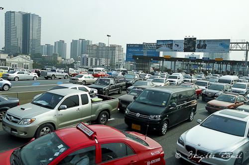 Bangkok autoroute