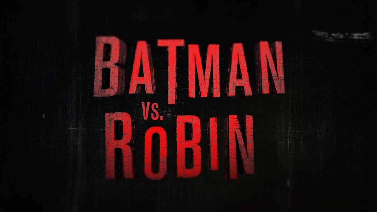 Batman vs. Robin (2015) S2 s Batman vs. Robin (2015)