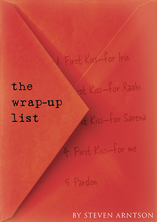 The Wrap-Up List Steven Arntson book cover