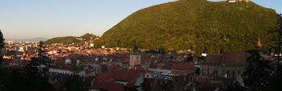 panorama Brasov