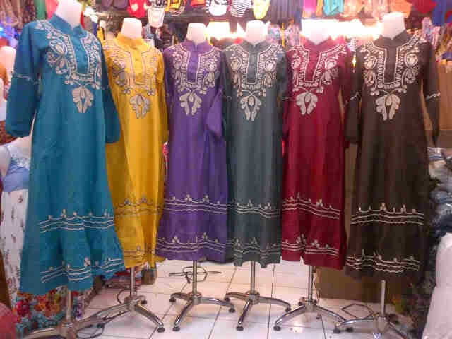 Grosir Baju Muslim Murah Surabaya Online