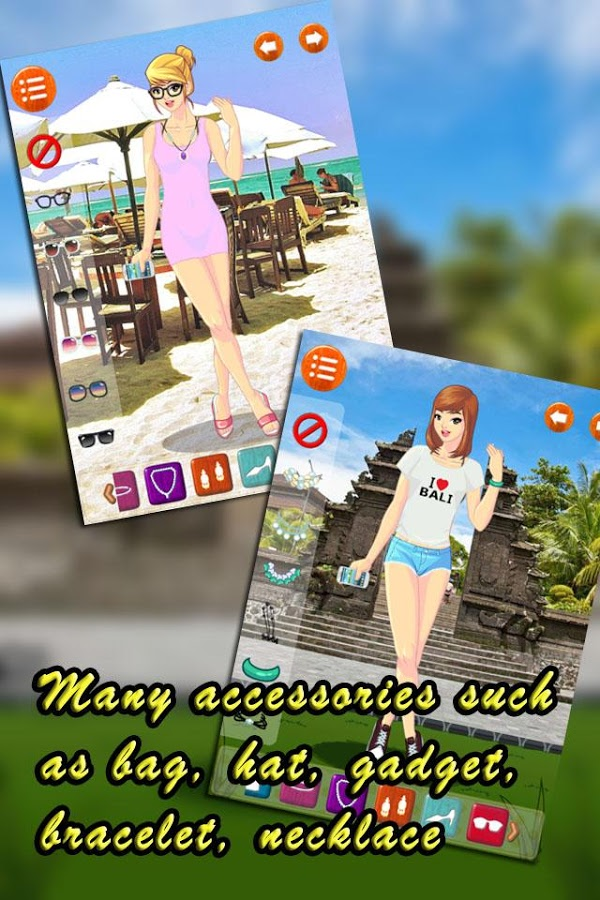 Bali Summer Dress Up Game Inspirasi Untuk Membuat Fashion
