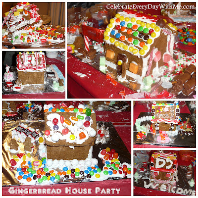 Gingerbread+House+Collage 1 Every January, we host a Gingerbread House Party ...