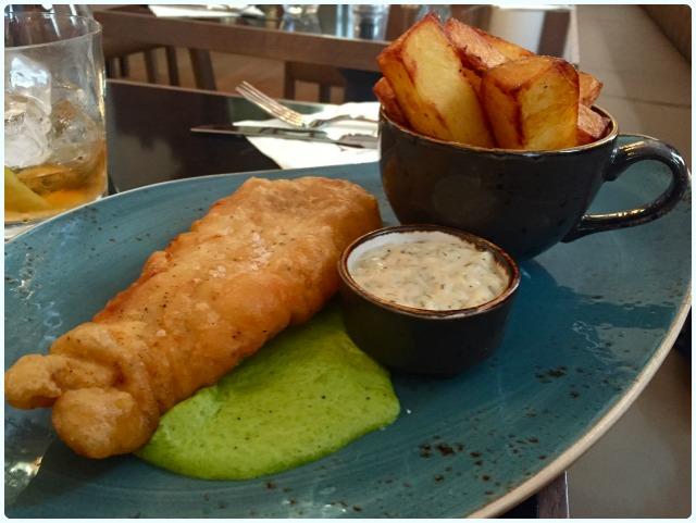 NYL Restaurant and Bar - Fish n Chips