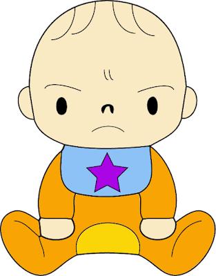 rebeldía bebé, carácter, personalidad