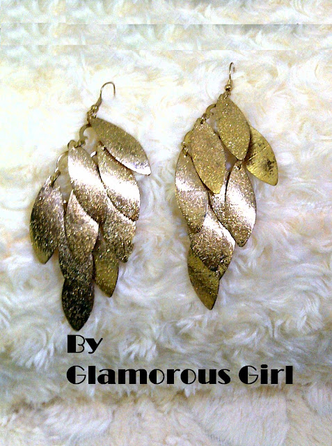 gold earrings jewellery