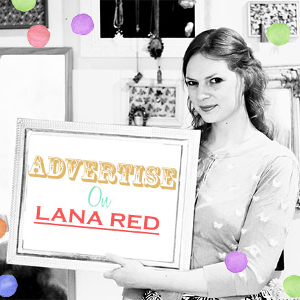 Advertise on Lana Red!