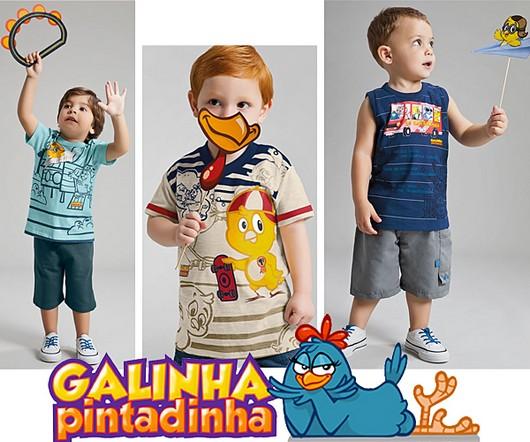 Linha-de-roupas-Galinha-Pintadinha-Malwee