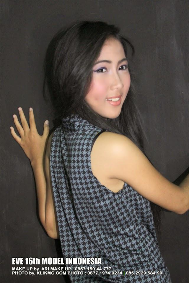 EVE - 16th Model Indonesia :: Make Up oleh : ARI Rias Pengantin :: Foto oleh : KLIKMG Fotografi - Fotografer Purwokerto