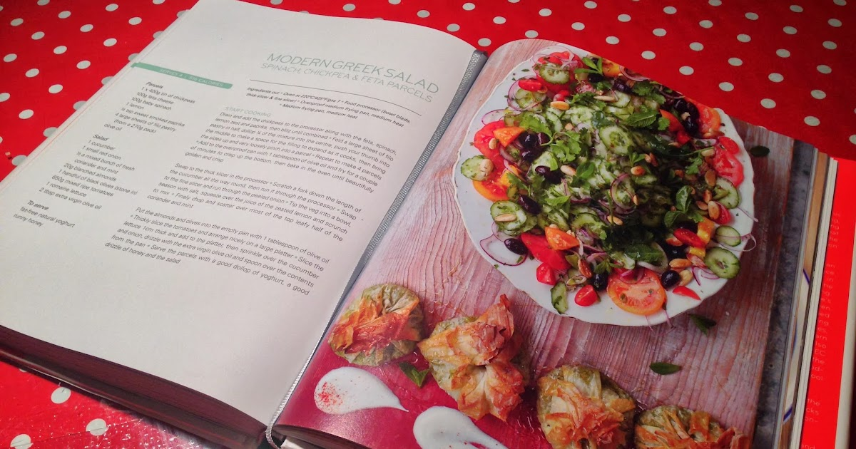 ... Jamie Project: Modern Greek Salad - Spinach, Chickpea and Feta Parcels