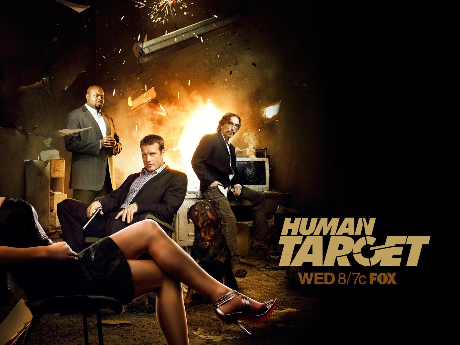 Human Target (TV Series 2010–2011) - IMDb