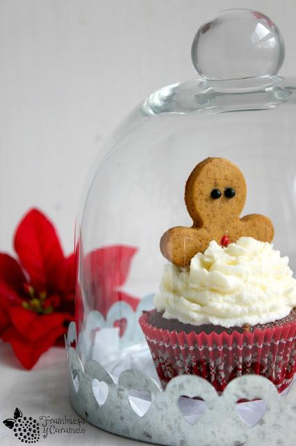 Cupcakes jengibre