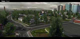 Euro truck simulator 2 Poznan