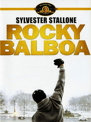 Poster Of Rocky Balboa 2006 In Hindi Dual Audio Bluray 720P Free Download