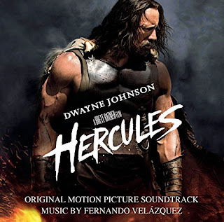 Hercules Soundtrack by Fernando Velazquez