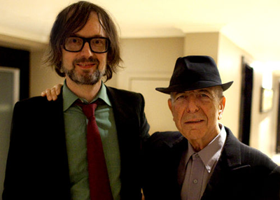 Are Leonard Nimoy And Leonard Cohen Related