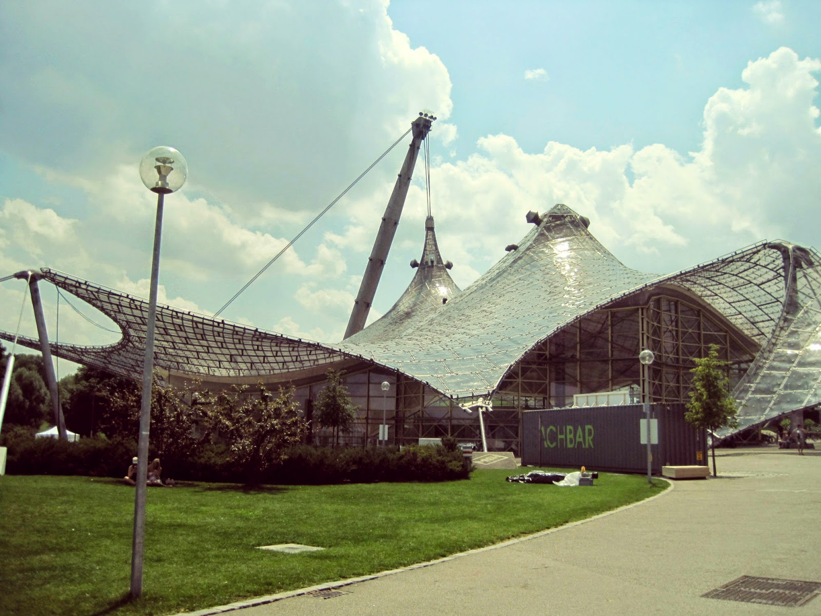 Olympia Park, Munich