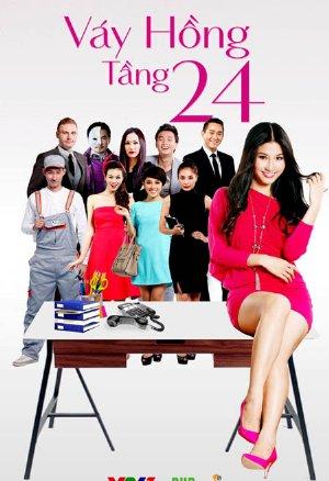 Xem phim Váy Hồng Tầng 24 VTV3
