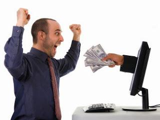 cara mendapatkan uang dari internet gratis