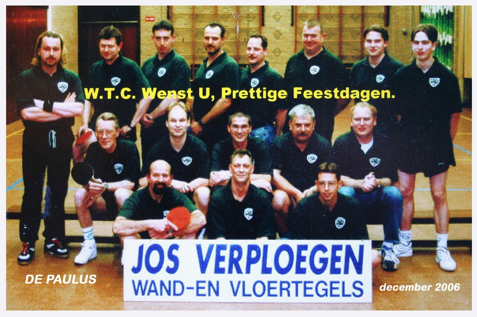 WTC leden in nieuw tenue (2006)