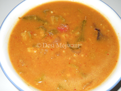 how to make sambar masala recipe in hindi