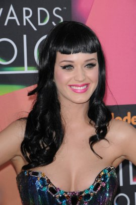 katy perry hairstyles 2011