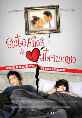 descargar Siete Años de Matrimonio, Años de Matrimonio latino, ver online de Matrimonio