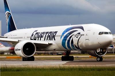 Egypt Air, Boeing 777-300ER. ZonaAero