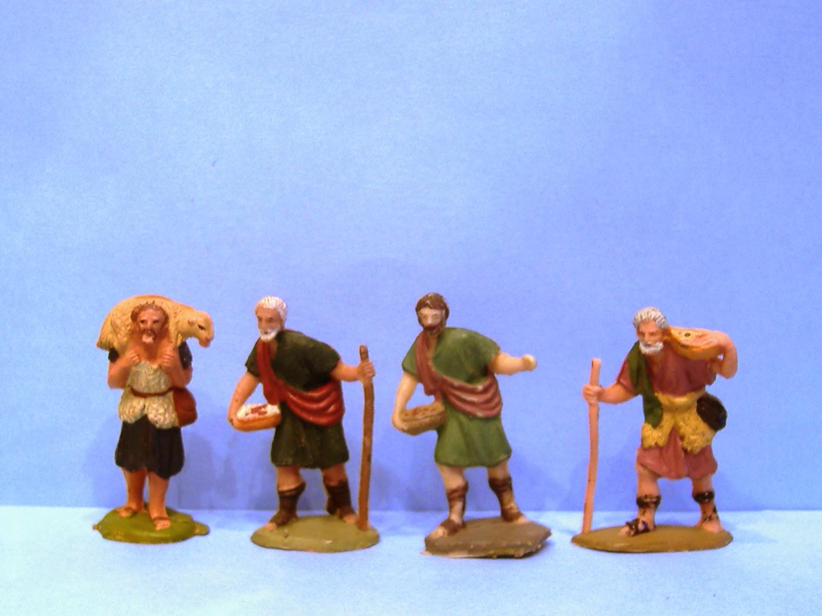 Soldados de pl stico oliver figuras de belen for Amazon figuras belen