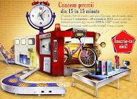 Concurs Pizza Guseppe pe www.oetker.ro - mananci si castigi premii senzationale