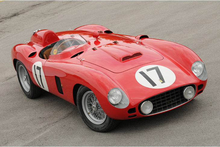 View Ferrari Monza And Specification