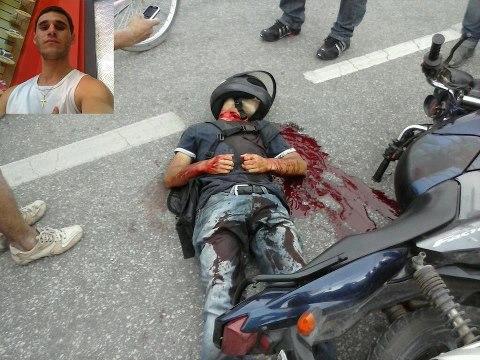 Homem morre após ser cortado por linha de pipa em Macaé