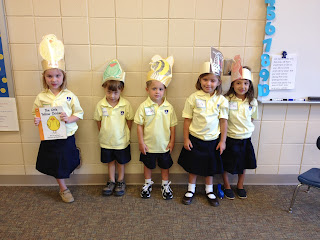 """MCPS K-4 and """"The Little Yellow Chicken"""" 1"""