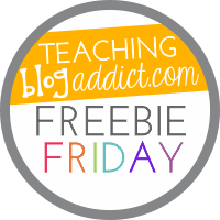 http://www.teachingblogaddict.com/2015/07/freebie-friday-for-july-17th.html