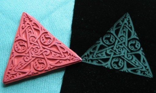 tutorial embossing shims designed