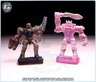 Optimus Primal Megatron Beast Wars Car Robots Takara Kabaya Candy Toys Transformers Beast Wars トランスフォーマー タカラ カバヤ