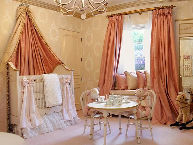 Dreamy Celebrity Nurseries