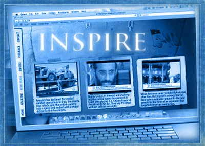 Inspire Online Website