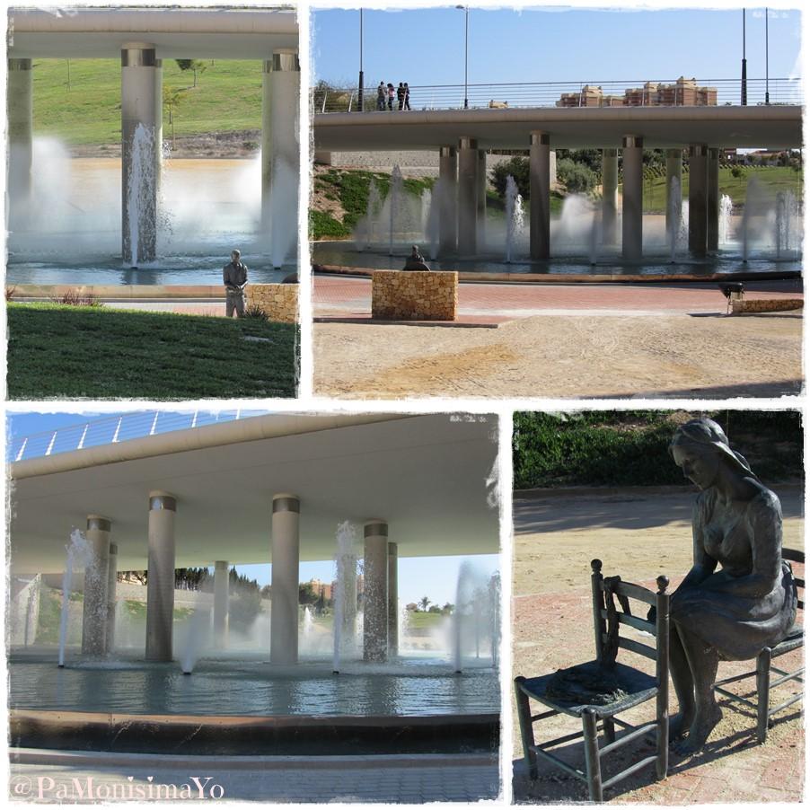 Fuente Parque Central El Campello