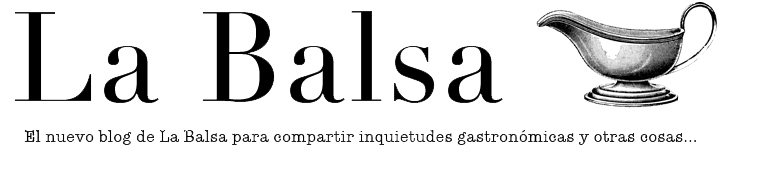 La Balsa . Restaurant . Terrazas . T. 93 211 50 48