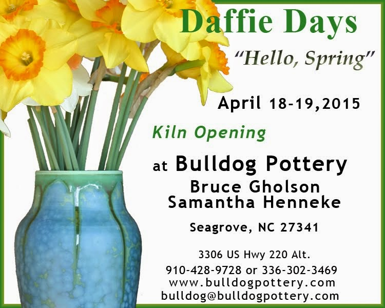 April 18-19: Daffie Days - Celebrate the Vase