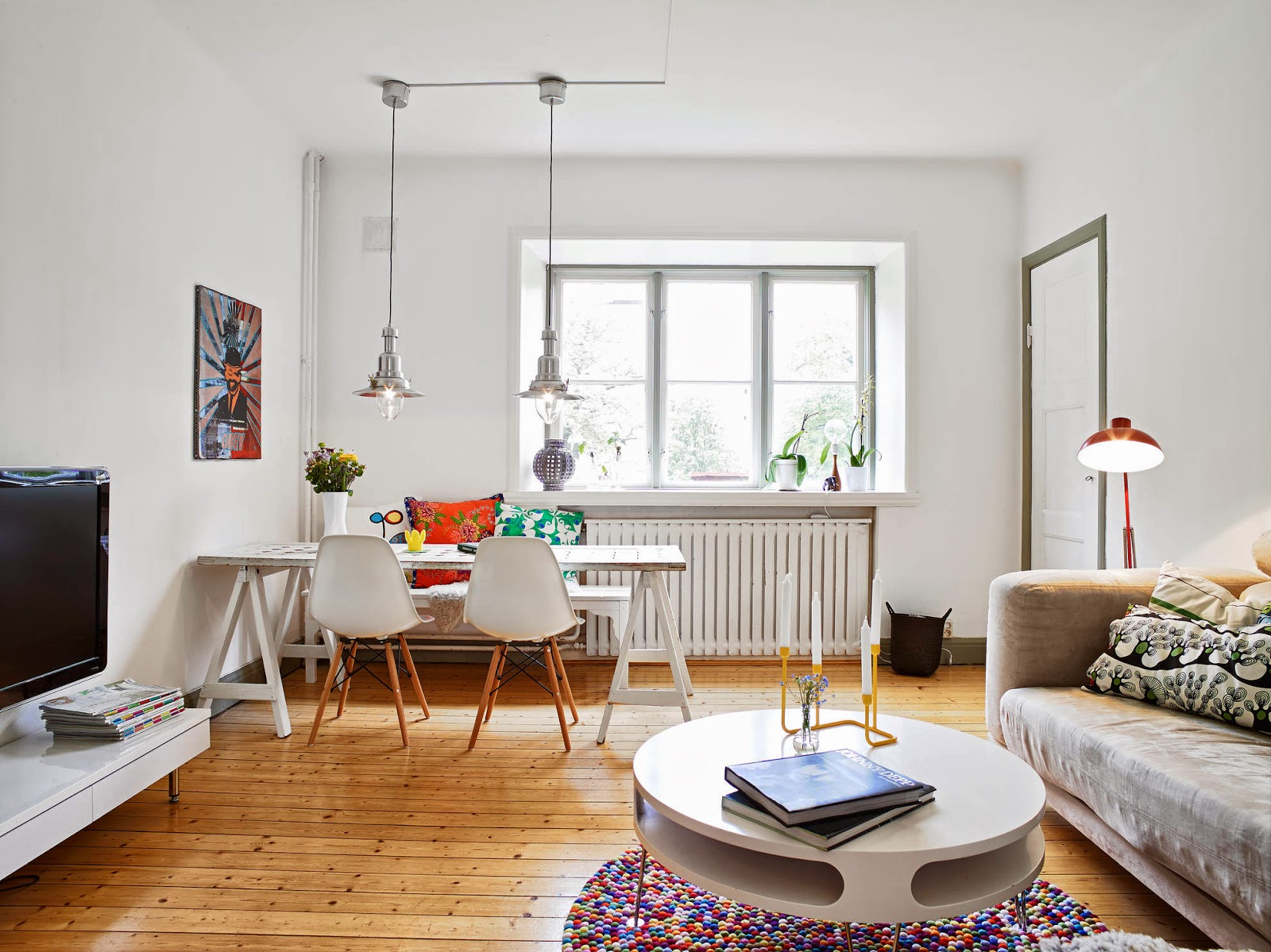 Diseu00f1o de Interiores u0026 Arquitectura: Apartamento de dos plantas con ...