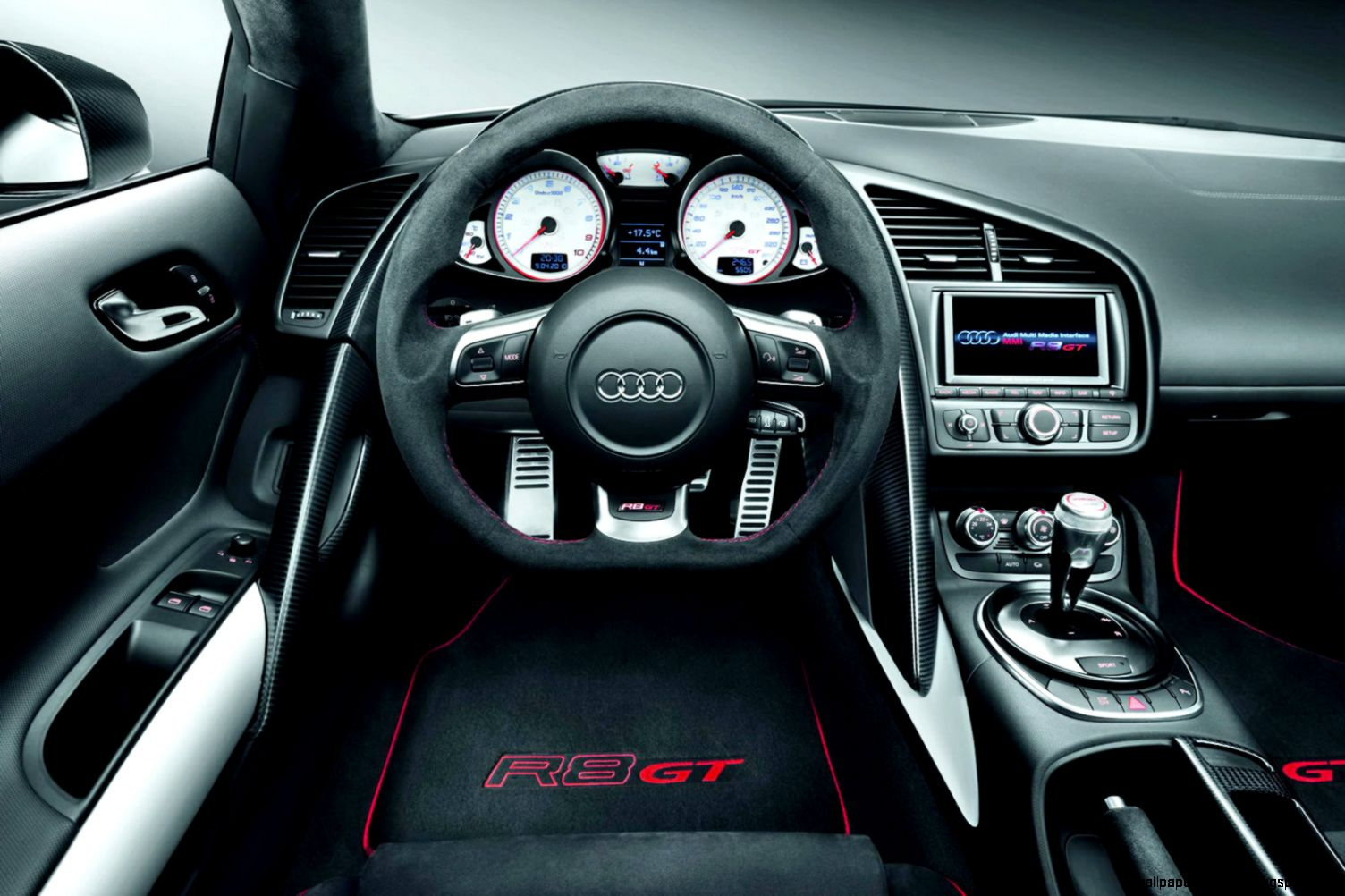 Audi R8 Interior Automatic