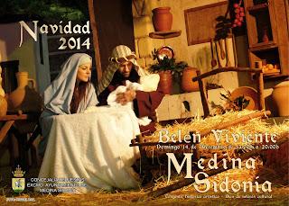Medina Sidonia (Cádiz) - Belén Viviente 2014