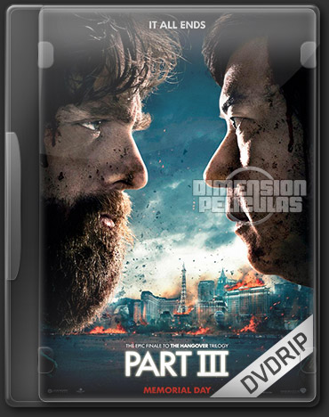 The Hangover Part III (DVDRip Español Latino) (2013)